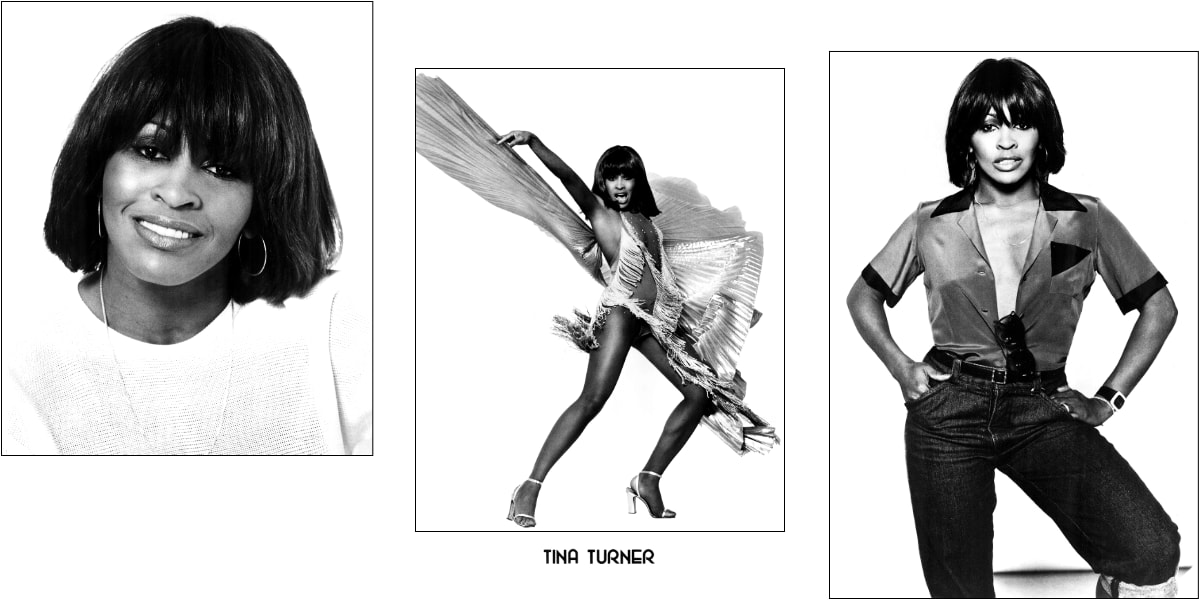 Tina Turner - Rough - Promo