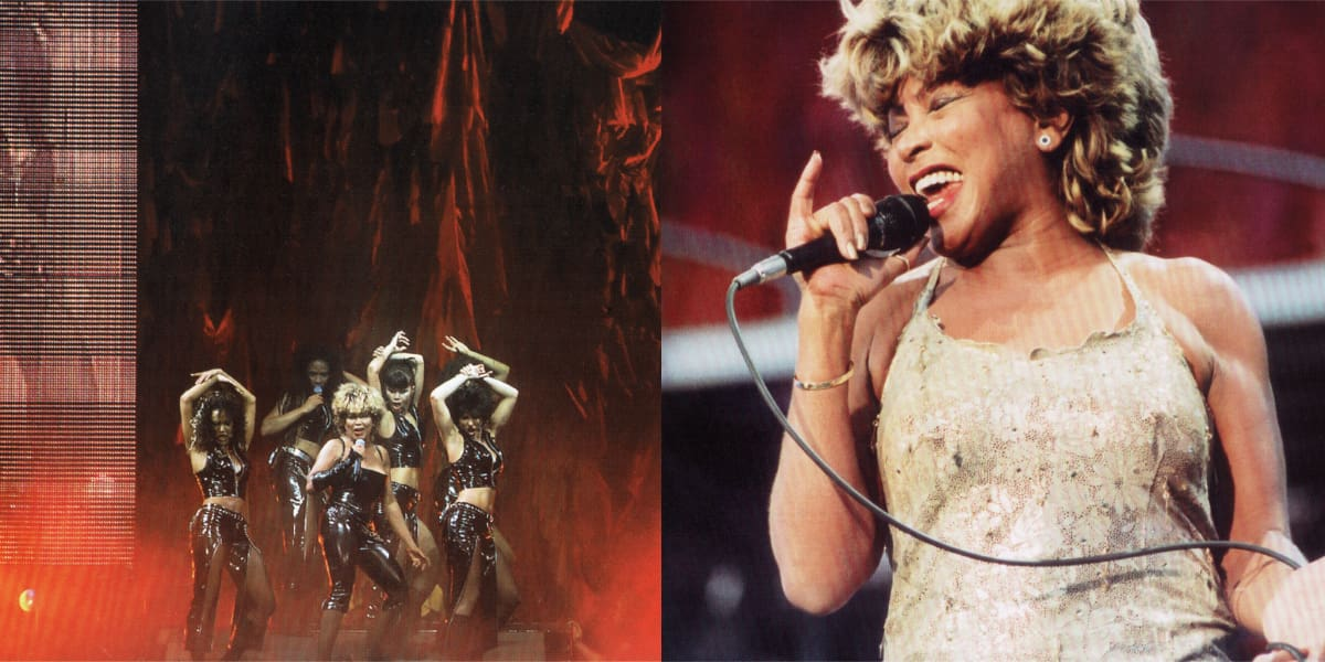Tina Turner - Twenty Four Seven Tour 2000