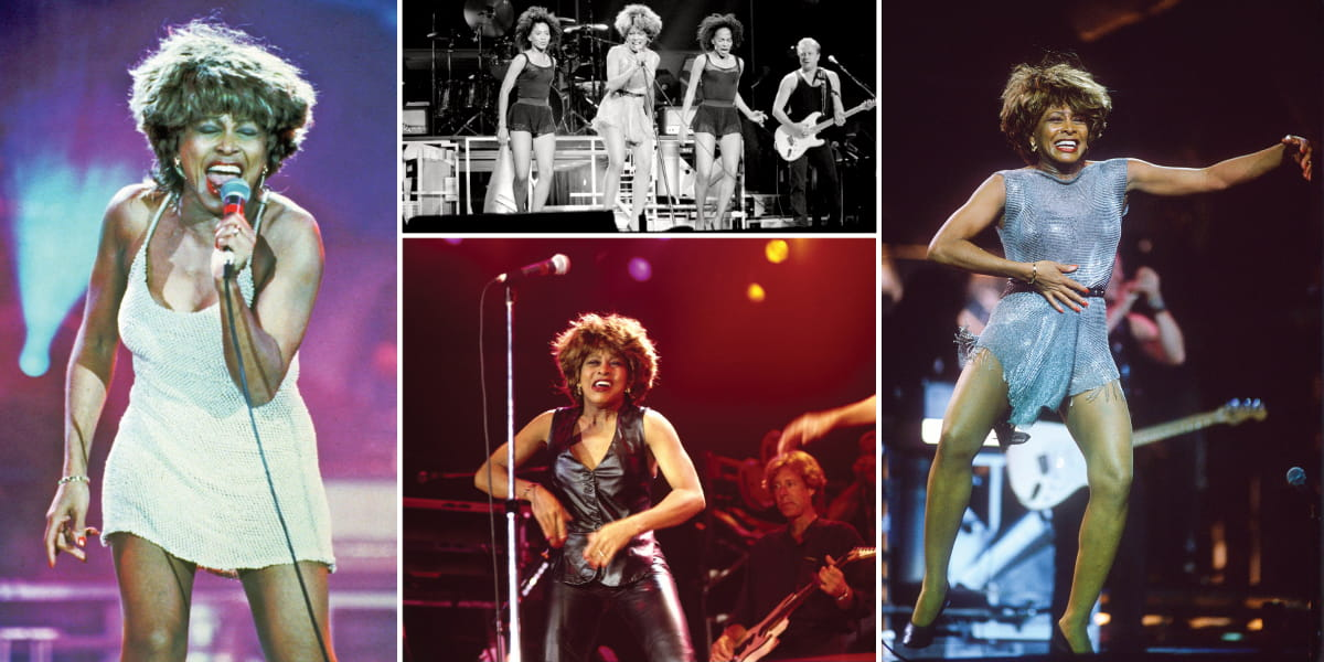 Tina Turner - What's Love Tour 1993 - Live